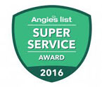 angies list super service award dependable appliance tucson